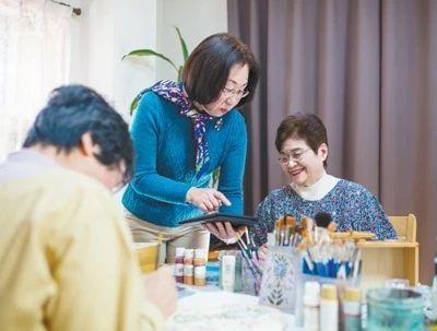 日本兴起新型养老模式(他山之石)