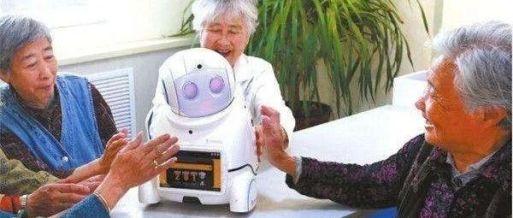 """老人生活,有了科技""""保姆"""""""