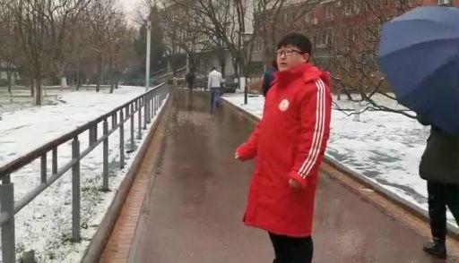 《万寿公园有宝藏》寻宝第五集——雪天不滑倒,其中有奥妙