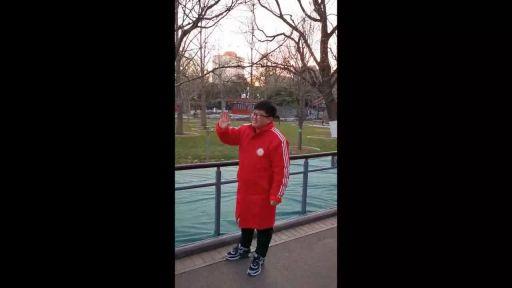 《万寿公园有宝藏》寻宝第四集(上)——康复栏杆